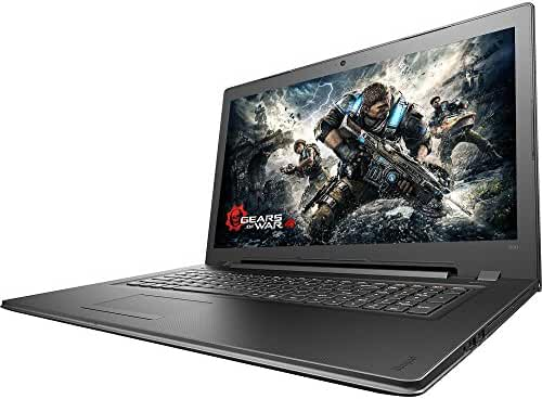 2017 Newest Lenovo Premium Built High Performance 15.6 inch HD Laptop Intel Pentium Dual-Core Processor 6GB RAM 1T HDD DVD RW Bluetooth, Webcam WiFi 801.22 AC HDMI Windows 10 Black
