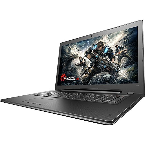 2017 Lenovo Built High Performance 15.6 inch HD Laptop AMD A10-9600P Quad-Core Processor 12GB DDR4 RAM 1TB HDD DVD-RW 802.11AC WIFI HDMI Bluetooth Webcam Windows 10-Black
