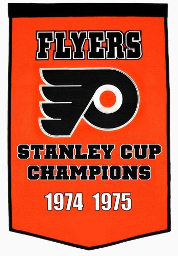 NHL Philadelphia Flyers Dynasty Banner