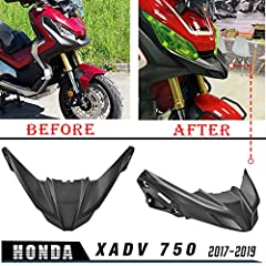 Product DescriptionType: For Wheel Cover X-adv 750 Honda 2017 2018 2019 Condition: 100% Brand New Material:Made of high-strength plastic,both strength and adds beauty and stylePlacement on Vehicle: FrontColor:BlackFeatures: The protective cov...