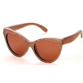 Nuevas gafas de sol Gafas de sol de madera hechas a mano de ...