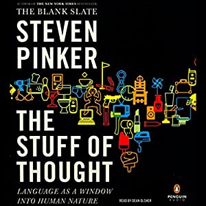The Stuff of Thought Audiobook