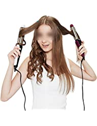 3 In 1 Electric Hair Curler Straightener For Big Small Waves Portable Hair Straightener Curling Iron