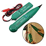 HOT SALE MS6812 Handheld Cable Finder Tone Generator Probe Tracker Wire Tracker Net work Tester Tracer Kit