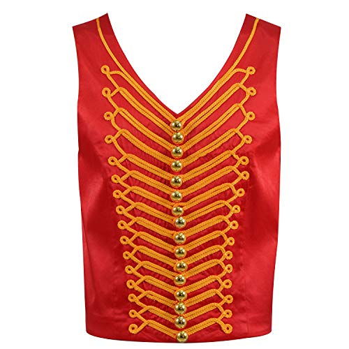 Greatest PT Barnum Cosplay Costume Performance Uniform Showman
