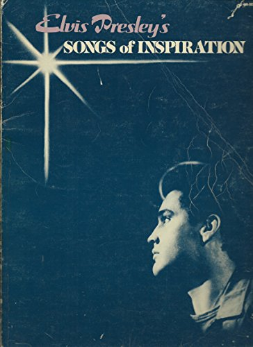 Elvis Presley's Songs Of Inspiration - Songbook (Piano Vocal Guitar) 47 Songs (Forty Days And Forty Nights Music Sheet)