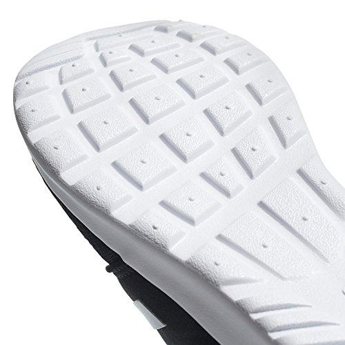 Damen QT Fitnessschuhe adidas Cloudfoam Racer Schwarz OqUAgAY