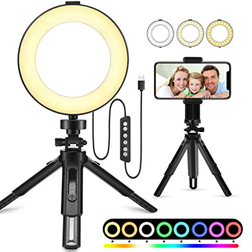Ring Light 2019 Newest, 6