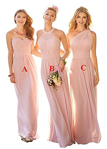a A the of Pink Damen Beauty Kleid Leader Linie wSA8qO