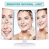 Wondruz Makeup Mirror Vanity Mirror with Lights, 1x