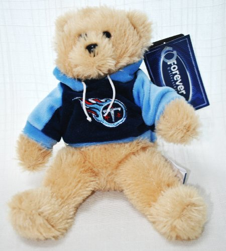 - Tennessee Titans official NFL Special fabric Hoody teddy bear