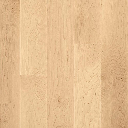 American Originals Country Natural Maple 3/4 in. Thick x 5 in. Wide Solid Hardwood Flooring (23.5 sq. ft. / case) - 5 Maple Natural Hardwood Flooring