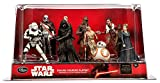 Disney Star Wars Force Awakens Deluxe 10 Pc. Figure Figurine Playset