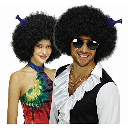 Super Afro Wig Adult (One Size Fits All) ()