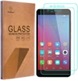 [2-PACK] Mr Shield For Huawei Honor 5X [Tempered Glass] Screen Protector [0.3mm Ultra Thin 9H Hardness 2.5D Round Edge] with Lifetime Replacement Warranty