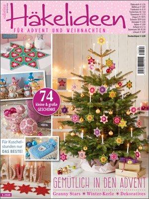 Oz Verlag Sabrina Special Häkeln Für Advent Und Weihnachten S2509
