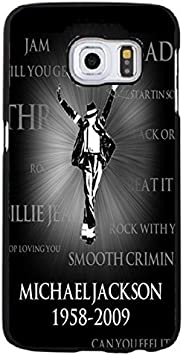Handsome Popular Michael Jackson Phone Case Cover for Coque ...