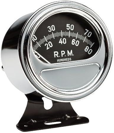 Sunpro Fz88r 3 3 8 Retro Tachometer Auto