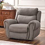 Harper & Bright Designs Sectional Sofa Set Including Chair, Loveseat and 3-Seat Sofa Recliner (Chair)