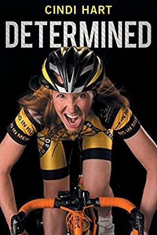 Determined by Cindi Hart (11-Aug-2014) Paperback (Cindi Hart)