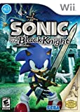 SEGA Sonic & the Black Knight - Juego (Nintendo Wii, Aventura)