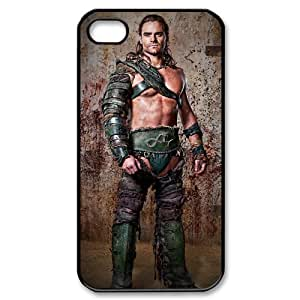 Spartacus Hard Plastic Back Protection Cover for Iphone 4, 4S