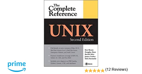 Unix in 24 Hours Sams Teach Yourself Covers OS X Linux and Solaris 5th Edition