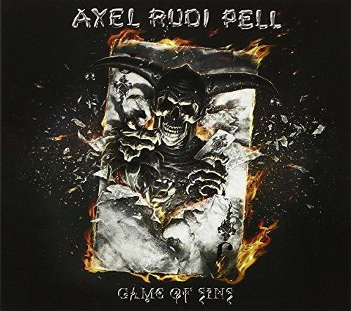Axel Rudi Pell: Game Of Sins Digi. (Audio CD)