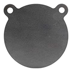 """1/2"""" mounting holes Mount with our mounting kit (sold separately) Easy to see and hear hits Lasts and lasts bullets bounce right offPerfect for honing your shooting skill and increasing accuracy.Suitable for pistols up to 44mag. Shootingtarge..."""