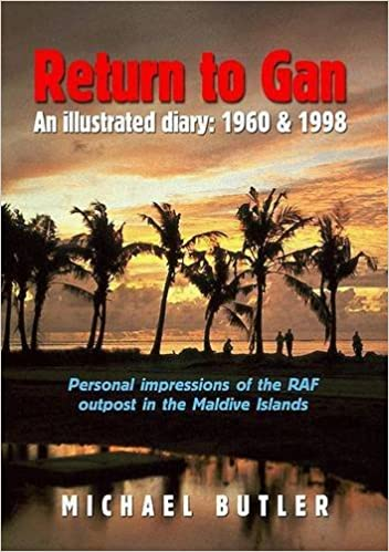 Book Return to Gan: An Illustrated Diary 1960 & 1998 by Michael Butler (2000-09-15)