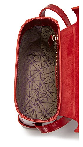 Bag Mini Box Red Atelier Women's Pristine MANU XR8qz