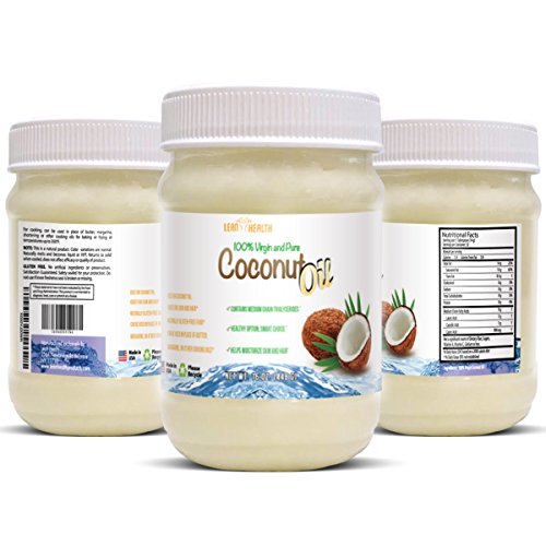 Coconut Oil - Pure Extra Virgin and Raw - Cold