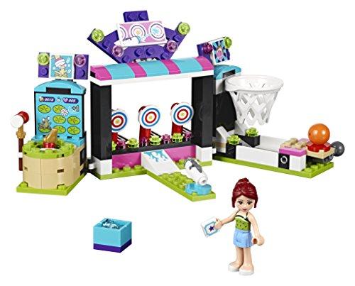 LEGO 6136480 Friends Amusement Park Arcade Building Kit (174 Piece)