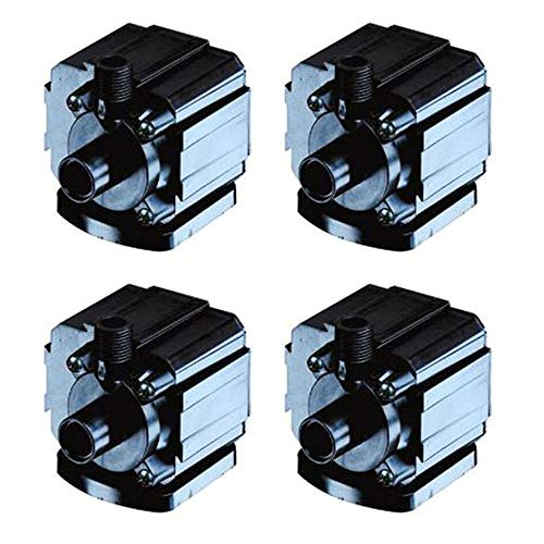 New! Supreme Pondmaster PM-5 Mag Drive 500 GPH Garden Pond Water Pump | 02525 (4 Pack)
