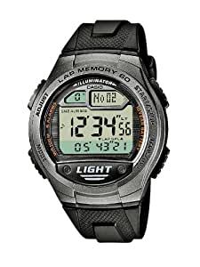 Casio Collection – Reloj Unisex Digital con Correa de Resina – W-734-1AVEF