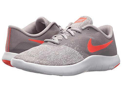 Price comparison product image NIKE Flex Contact (GS) Atmosphere Grey/Total Crimson 7 M US Big Kid