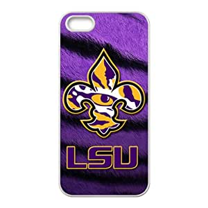 LSU cartoon lovely pet Cell Phone Case for iPhone 5S