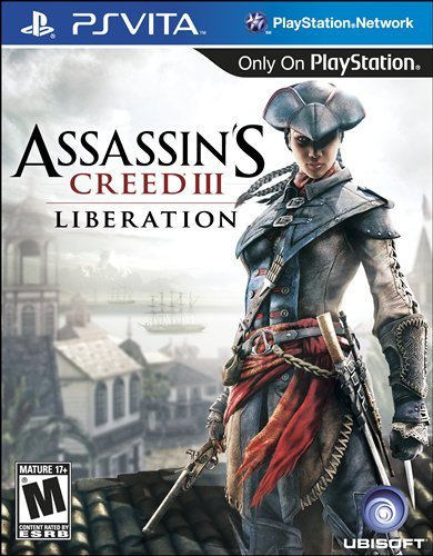Amazon Com Assassin S Creed Iii Liberation Video Games