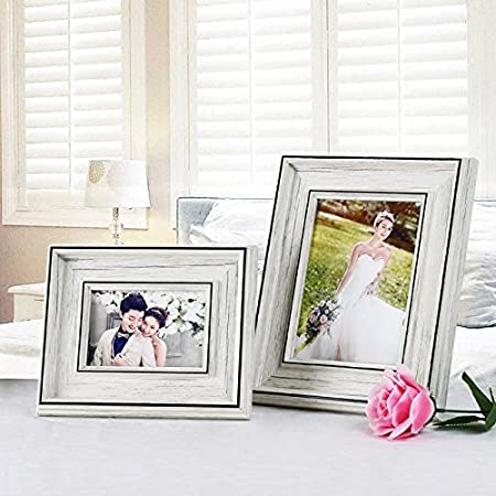 Haha Table Photo Frame 5 6 7 10 Inch Square 4 Inch Photo Frame Wall ...