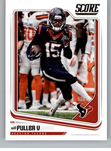 2018 Score #129 Will Fuller V Houston Texans Football Card