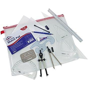 Alvin BDK-1A Basic Beginner's Drafting Architects' Kit