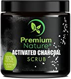 Best Exfoliating Cleansers - Activated Charcoal Exfoliating Body Scrub - Exfoliating Face Review