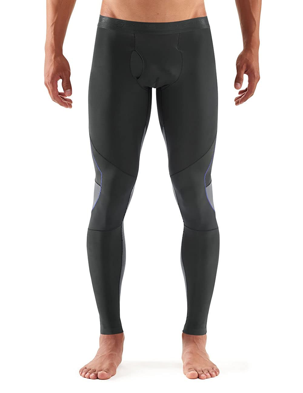 b60dbb16122e6 Amazon.com: Skins Men's RY400 Compression Recovery Tights: Clothing
