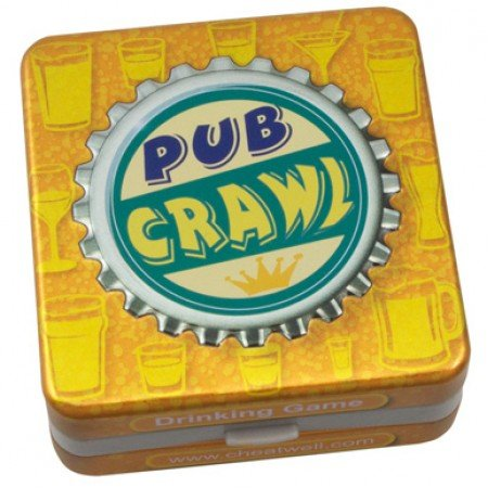 Cheatwell Games Pub Crawl - Drinking Party Game