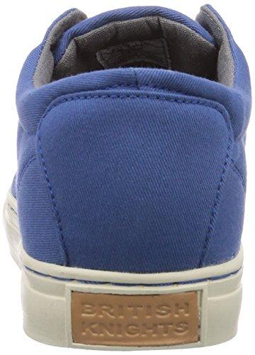Blue Bleu pour en Royal Knights Baskets hommes 04 British bois basses Blau 4Ufqvf