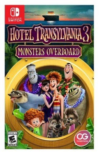 Hotel Transylvania 3: Monsters Overboard – Nintendo Switch Edition