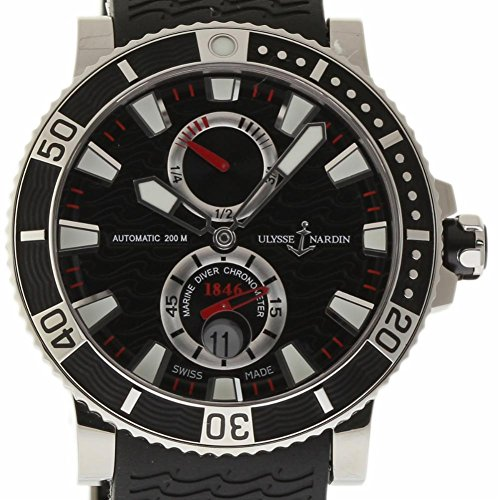 Ulysse Nardin Maxi Marine Swiss-Automatic Male Watch (Certified Pre-Owned) (Nardin Maxi Ulysse)