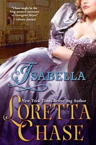 book cover of Isabella