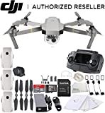 DJI Mavic Pro Platinum Collapsible Quadcopter Ultimate Bundle For Sale
