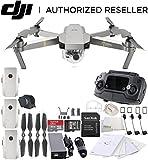 DJI Mavic Pro Platinum Collapsible Quadcopter Ultimate Bundle